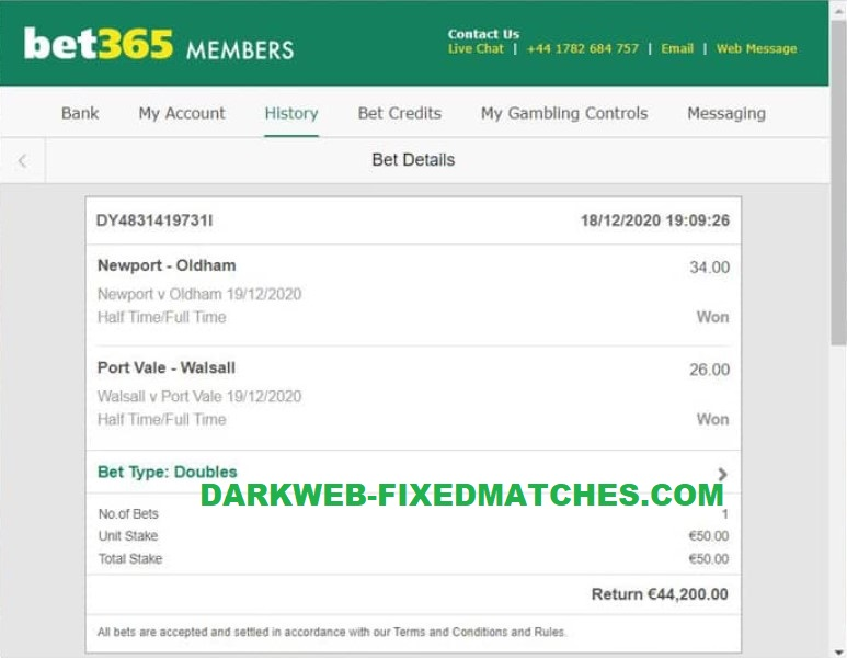 fixed matches ht ft won 19 12